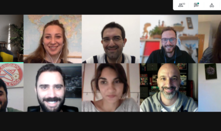 2nd Virtual Transnational Project Meeting of SumHEIS